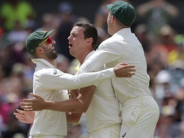 South Africa vs Australia: Oz pacemen Pat Cummins, Josh Hazlewood share seven wickets on Day One of three-day practice match
