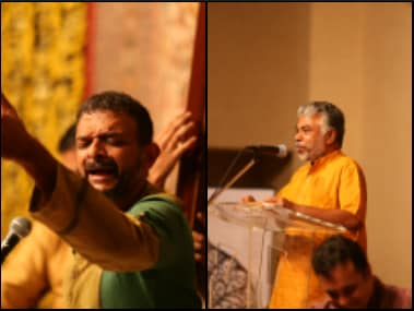 TM Krishna, Perumal Murugan fearlessly challenge the boundaries of art at 'Poetry with Prakriti' festival
