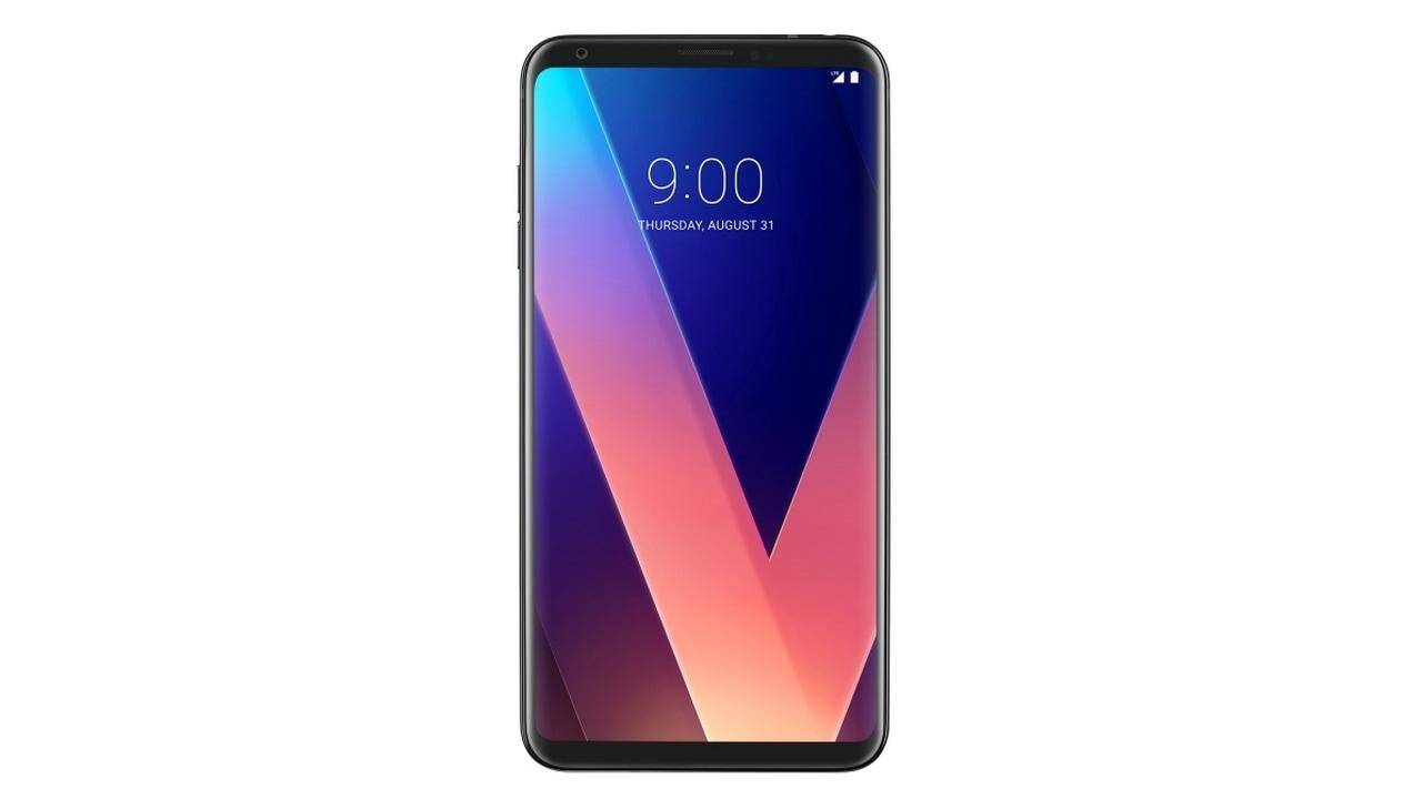 The LG V30+