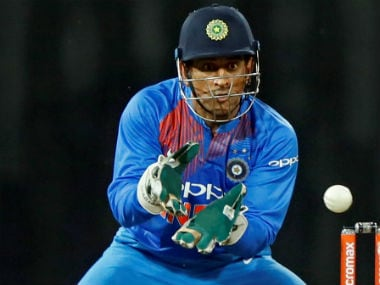 MS Dhoni an automatic choice for India wicket-keeper till 2019 World Cup, reiterates chief selector MSK Prasad