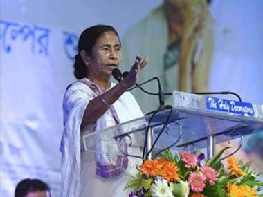 File image of West Bengal Chief Minister Mamata Banerjee. Twitter@MamataOfficial