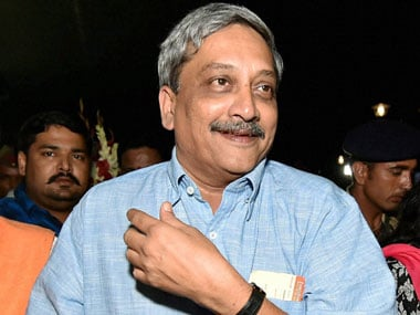 Manohar Parrikar blames media for blowing Mahadayi river dispute 'out of proportion'; issue to be fought before tribunal