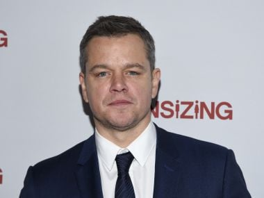 Matt Damon apologises for comments on sexual misconduct, says 'do not want to further anyone's pain'