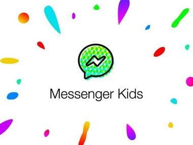 Messenger Kids. Image: Facebook