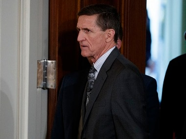 File image of Michael Flynn. AP