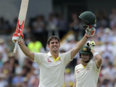 Ashes 2017: Mitchell Marsh the batsman finally came of age with memorable century in WACA Test