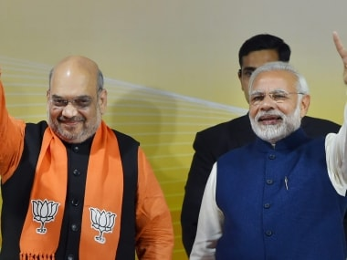 Narendra Modi hosts dinner to review election preparations: BJP plans to target millenial voters ahead of 2019 LS polls