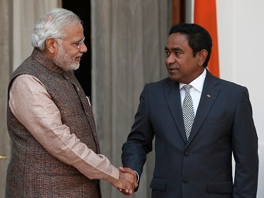 Maldives suspends leaders for meeting Indian ambassador: Move casts shadow on bilateral ties as China tightens grip