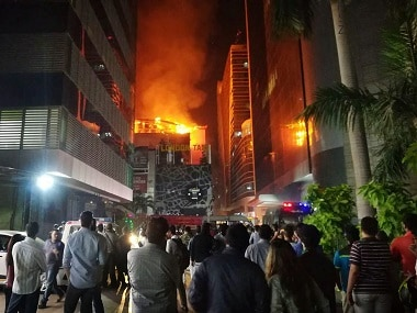 Mumbai: Bamboo godown at SV Road in Andheri erupts in blaze, no one injured; third such incident in city since Monday night