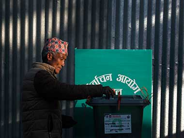 Nepal polls: Left alliance on course to form next government, wins 91 out of 165 parliamentary seats