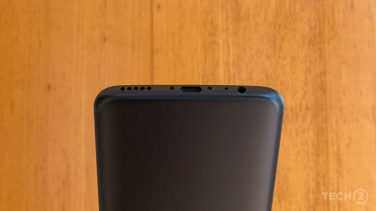 The 5T feels better overall, but it's no HTC U11.