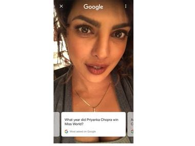 Google to let celebrities answer questions about themselves in a selfie-video response in search results