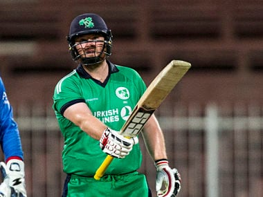 Afghanistan vs Ireland: Paul Stirling, George Dockrell star to give William Porterfield's men series win