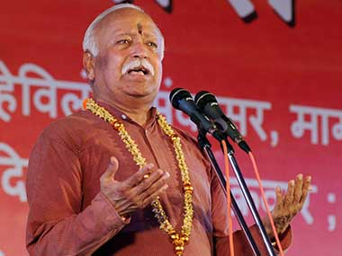 Mohan Bhagwat's idea of combat is primal: Modern warfare is about technology, not bloodshed and martyrs