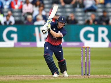 File image of England's suspended all-round, Ben Stokes. AFP