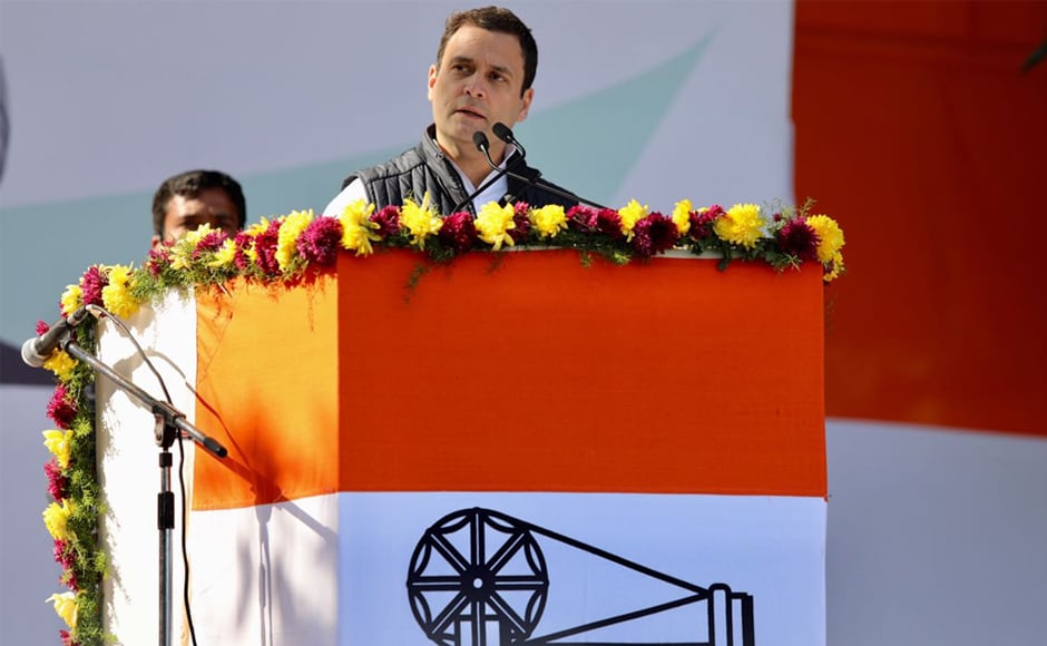 Congress hits out at EC over Modi's roadshow as voting draws…