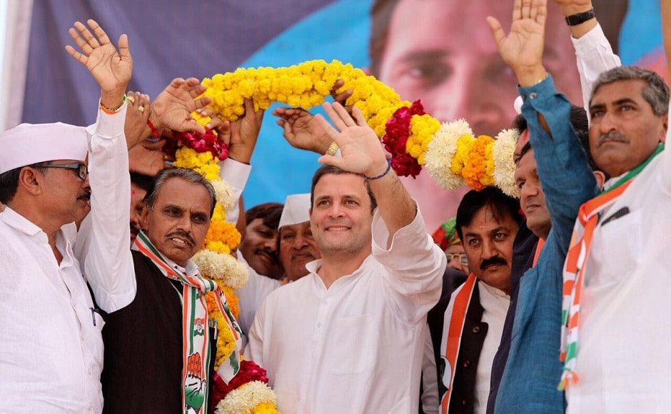 Gujarat election: Rahul Gandhi campaigns for second phase of polls, steps up attack on Narendra Modi govt
