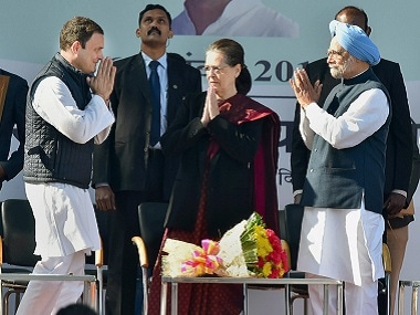 As Rahul Gandhi takes charge of Congress, mother Sonia says party will set 'house in order' and fight communal forces