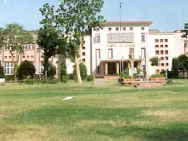 File image of Rajasthan High Court. Courtesy: raj.nic.in