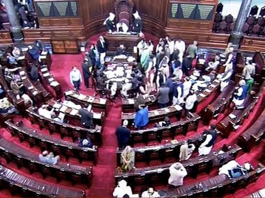 Budget Session updates: Constant disruptions in Lok Sabha force Speaker Sumitra Mahajan to adjourn House till 5 March