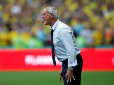 Ligue 1: Claudio Ranieri apologises for manhandling fourth official during Nantes' win over Angers
