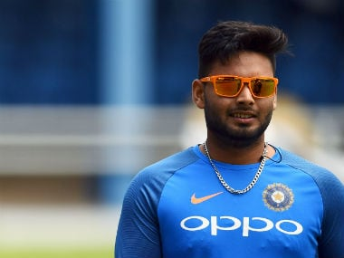 Rishabh Pant unperturbed by MSK Prasad's remarks on young wicket-keepers not measuring up to MS Dhoni