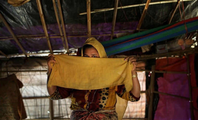 The use of rape by Myanmar's armed forces has been sweeping and methodical. AP