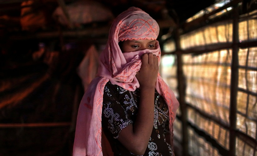 Distinct patterns were found in the accounts of Rohingya women raped by Myanmar's Army. AP