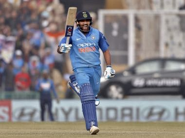 India vs Sri Lanka: Rohit Sharma says he was looking to keep his shape and hit through line during double-century knock