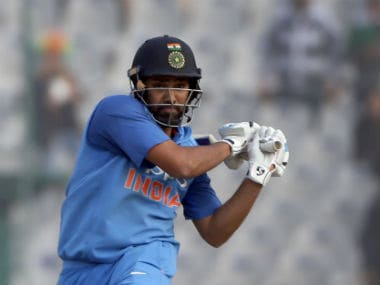 India vs Sri Lanka: Rohit Sharma returns to top five in ICC ODI batsmen rankings after Mohali double ton