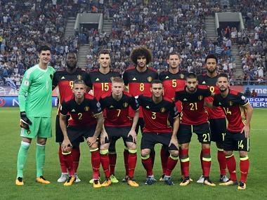 File image of Belgium Team. AP