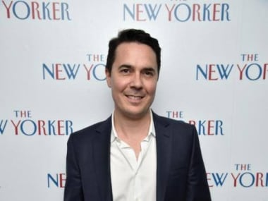 File image of Ryan Lizza. Image credit: Facebook/Viralists