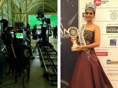 SRK's picture from Aanand L Rai film; Manushi Chhillar's award moment: Social Media Stalkers' Guide