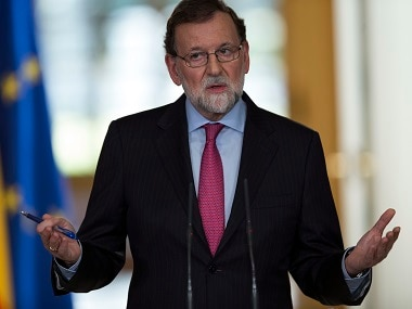 Spain will retain direct rule of Catalonia if exiled ex-leader Carles Puigdemont is reelected, says PM Mariano Rajoy