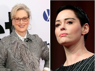 Meryl Streep responds to Rose McGowan's criticism over Golden Globes silent protest