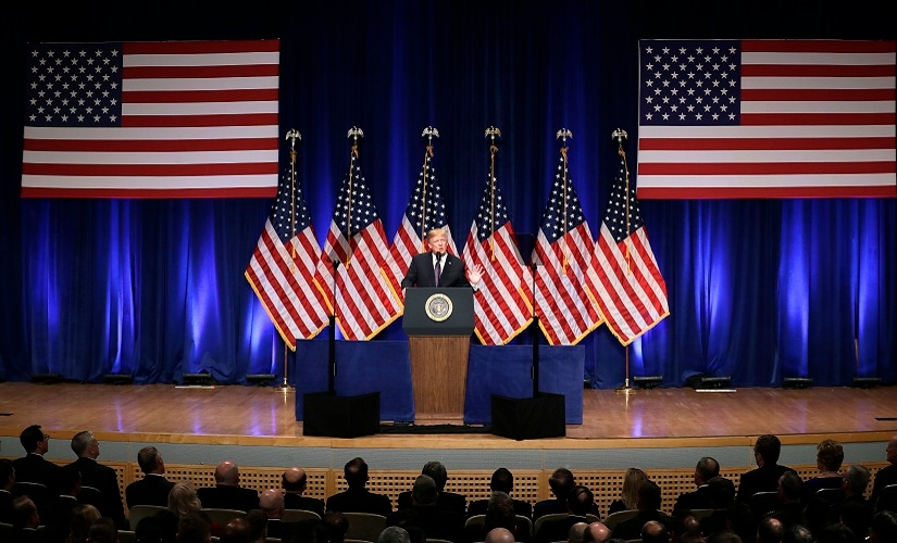 Trump's National Security Strategy dwelt on Russia and China, but its references to India and Pakistan were instructive. AP