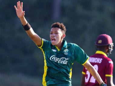ICC U-19 World Cup 2018: Thando Ntini, Austin Waugh aim to carry paternal legacy forward