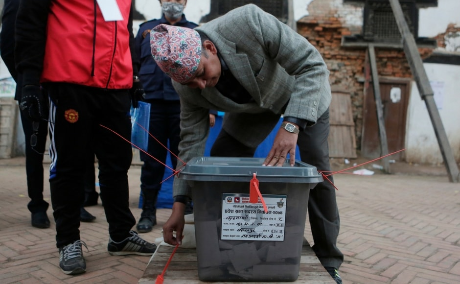 Polling opened on Thursday in 45 districts of Nepal for the last phase of the historic provincial and parliamentary elections that many hope will bring the much-needed political stability to the Himalayan nation. AP