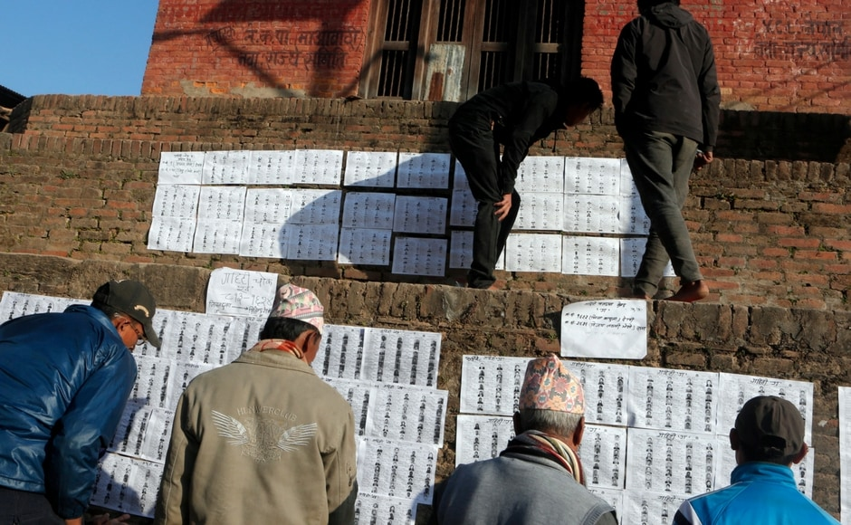 More than 12.2 million voters were eligible to exercise their voting rights in the second phase of the parliamentary polls. AP