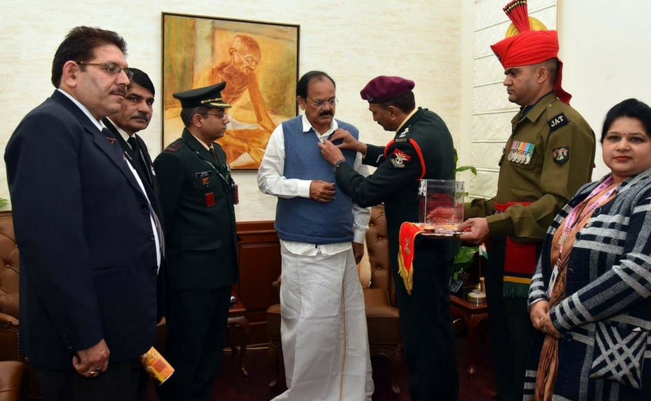 On 1 December, the defence ministry had said the first week of December would be marked as 'Armed Forces Week', as per a report on Doordarshan. Defence Minister Nirmala Sitharaman appealed to the people to join in the celebration. Twitter@PIB_India