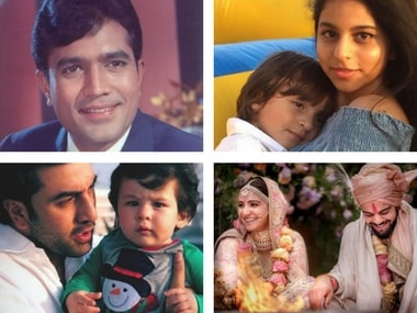 Rajesh Khanna's birthday; highlights of 2017 in pictures: Social Media Stalkers' Guide