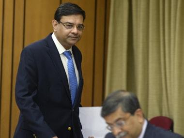 File image of RBI governor Urjit Patel. AFP pic