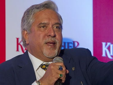 Kingfisher Airlines Chairman Vijay Mallya speaks to the media during a news conference in Mumbai