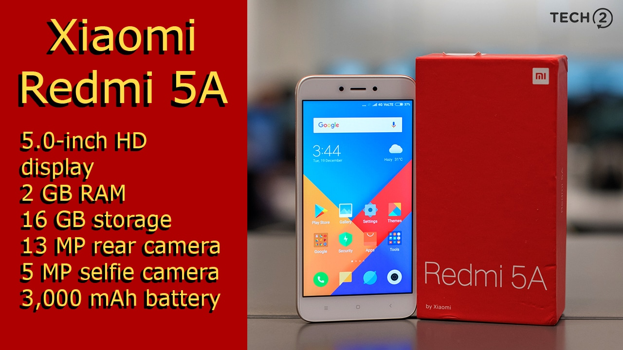 Xiaomi redmi 5a review the device that sets the bar for entry xiaomi redmi 5a review the device that sets the bar for entry level smartphones tech reviews firstpost stopboris Images