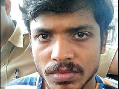 File image of Ameerul Islam, the convicted in the Jisha murder case. PTI