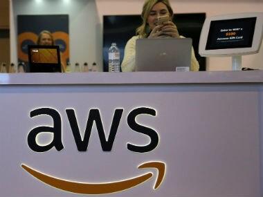 Amazon Web Services. Reuters.