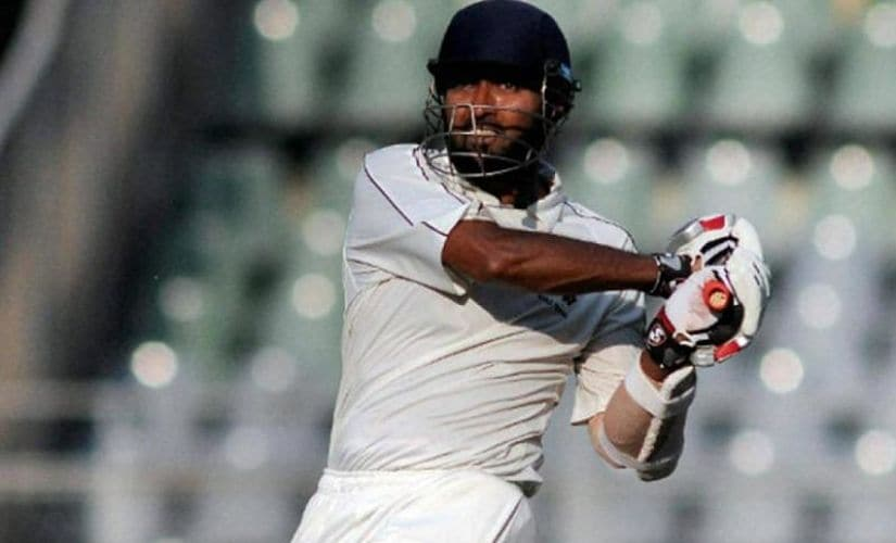Wasim Jaffer, the highest run-getter in Ranji Trophy, plays as a professional for Vidarbha. Image courtesy: BCCI website