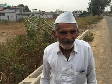 Modji Dhadukh, 77, vividly remembers the time when he could barely cultivate one crop. For 15-17 years, though, he has been cultivating three. (Image procured by author)