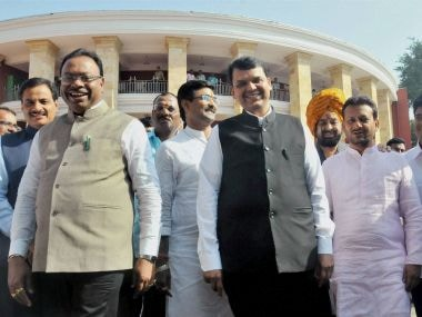 Opposition parties want to bring in no-confidence motion against Maharashtra Speaker Haribhau Bagade