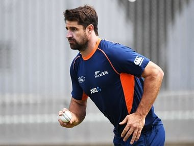 New Zealand vs West Indies: Colin de Grandhomme to miss ODI series after father's death